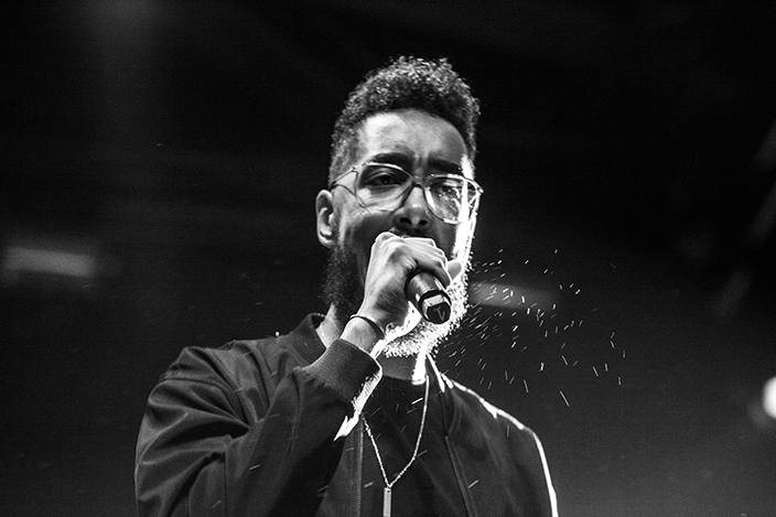 Oddisee at Sonar 2018 This year I was on assignment for Cyclic deFrost Magazine
