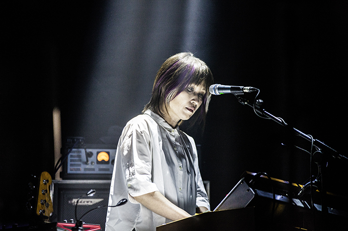 Cornelius at Sonar 2018 This year I was on assignment for Cyclic deFrost Magazine