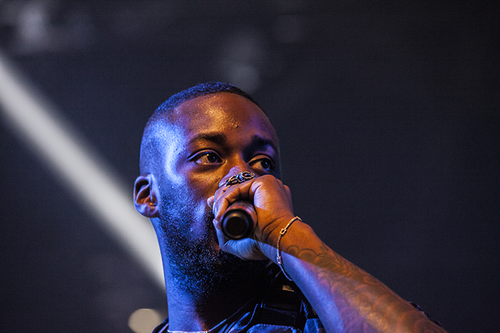 Goldlink at Sonar 2018 This year I was on assignment for Cyclic deFrost Magazine