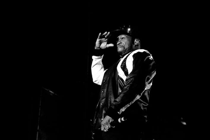50 Cent at X Games, Poble Español Barcelona 2013 for Inzona Magazine